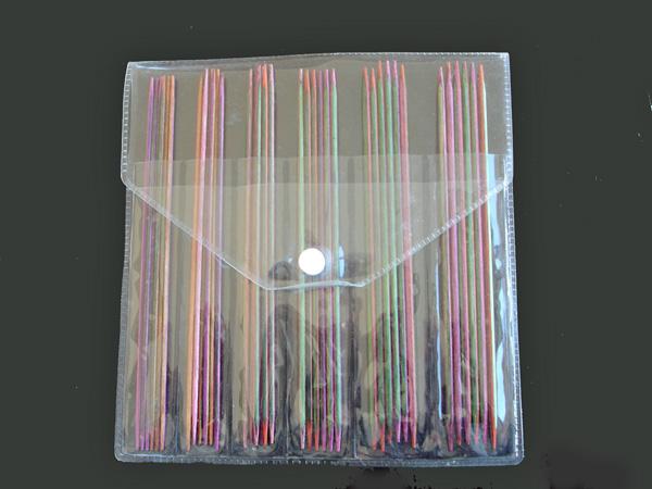 Knitting Needle Sizes Chart Uk : Knit pro symfonie double pointed birch cm sock needle set